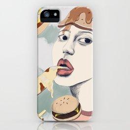 Foodie  iPhone Case