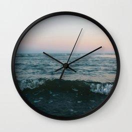 Dark Paradise Wall Clock