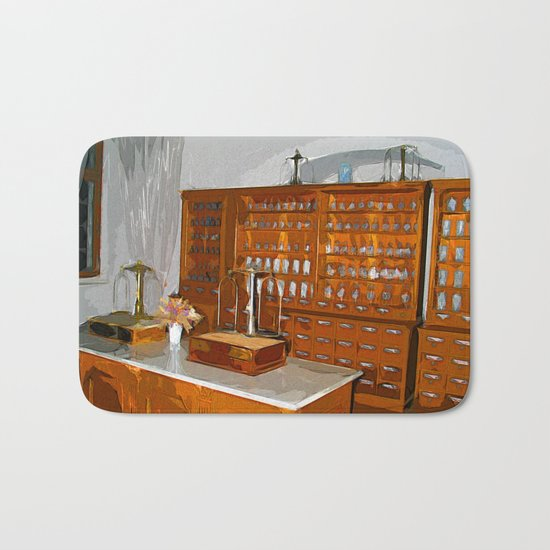 Pharmacy - The Shop Bath Mat