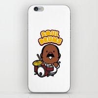 drums iPhone & iPod Skins featuring Soul Drums ! by bbq source