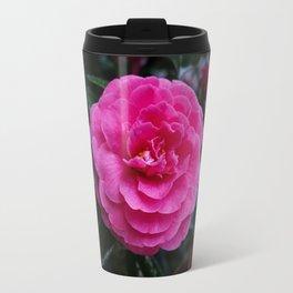 Comely Camellia Travel Mug