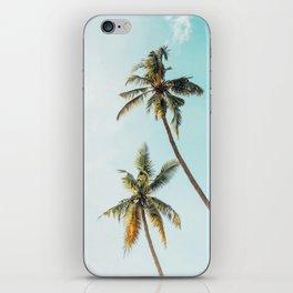 California Palm Trees iPhone Skin