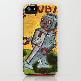 The Rubicom iPhone Case