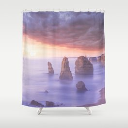 The Twelve Apostles - Australia Shower Curtain