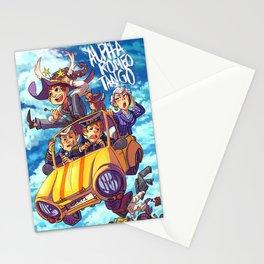 Alpha Romeo Tango Stationery Cards