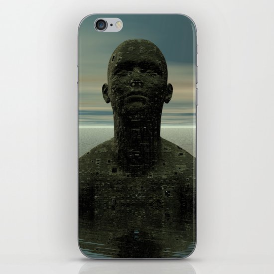 Reincarnation iPhone & iPod Skin