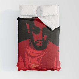 P. Diddy - Puff Daddy - Sean Combs - Black History Month - LOVE - Sean John - Harlem - NYC Swag 889 Comforters