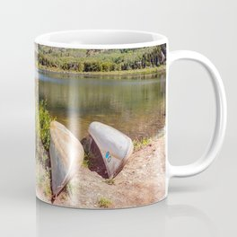 Beaver Lake Colorado USA Coffee Mug