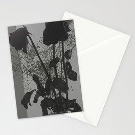 Dark Flora Stationery Cards