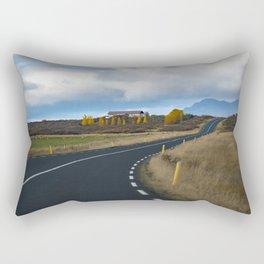 I.C.E.L.A.N.D - Ring Road Rectangular Pillow