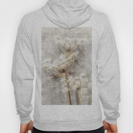French Country Queen Anne's Lace Hoody