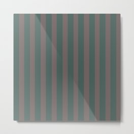 Timeless Stripes #5 Metal Print