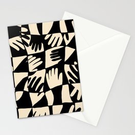 Hand Print Stationery Cards