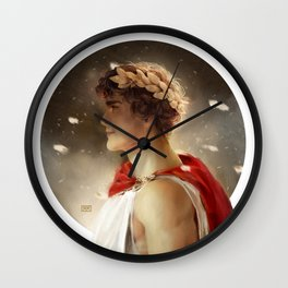 Fearless King Wall Clock
