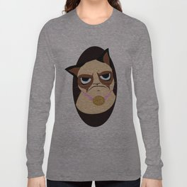 MISANTHROPE - Grumpy Cat Edition Long Sleeve T-shirt