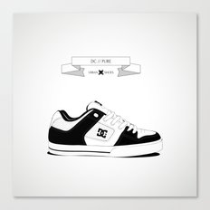 URBAN SHOES // 02 Canvas Print