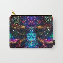 In The Mind's Eyes Carry-All Pouch