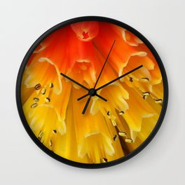 Match Sticks Wall Clock