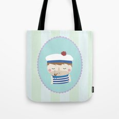 ship's boy Tote Bag