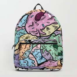 Donut Say It Backpack