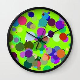 Circles #13 - 03182017 Wall Clock