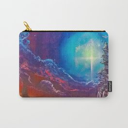 Strange Clouds Carry-All Pouch