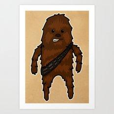 Chewy Art Print