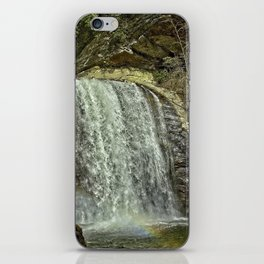 Looking Glass Falls Moment iPhone Skin
