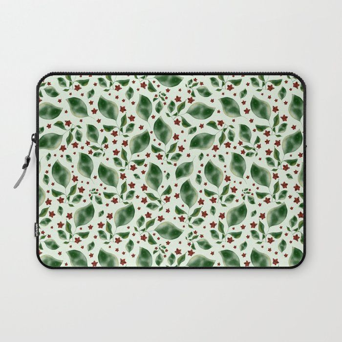 Lush Greens Laptop Sleeve