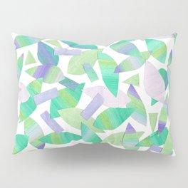 Leaf Litter (bright) Pillow Sham