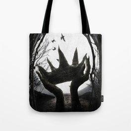 Dethroned Tote Bag