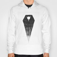 dracula Hoodies featuring Dracula by Colohan