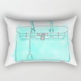 Handbag 2 Rectangular Pillow