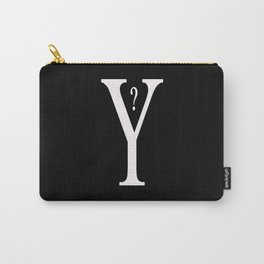 Y? Carry-All Pouch