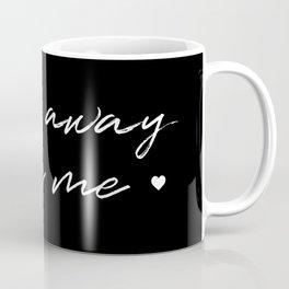 ESPECIAL FOR MASKS - STAY AWAY Coffee Mug
