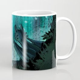 Toothless Paradise Coffee Mug