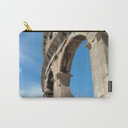 pula croatia ancient arena amphitheatre high Carry-All Pouch