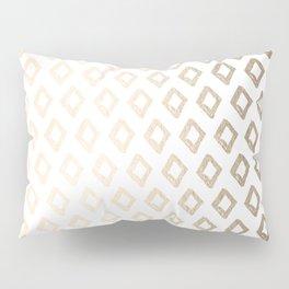 Gold Diamond Design II Pillow Sham