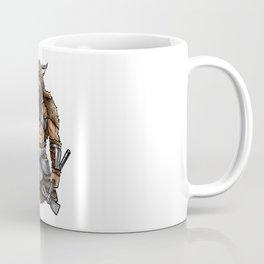 Norseman Berserker   Viking Warrior Valhalla Odin Coffee Mug