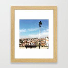Graça Framed Art Print