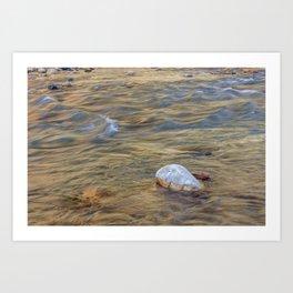 Virgin River Art Print