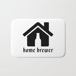 Home Brewer Bath Mat