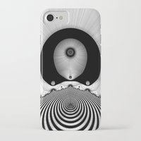 focus iPhone & iPod Cases featuring Focus by Christy Leigh
