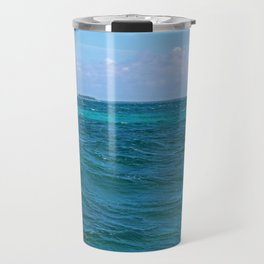 The Caribbean Sea Travel Mug