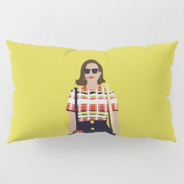 Peggy Olson Mad Men Pillow Sham