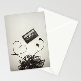 Feel the Music - 2 Stationery Cards