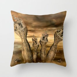 Andere Welten Throw Pillow