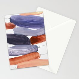 abstract painting XV Stationery Cards