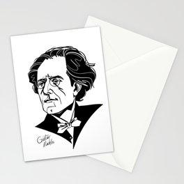 Gustav Mahler Stationery Cards