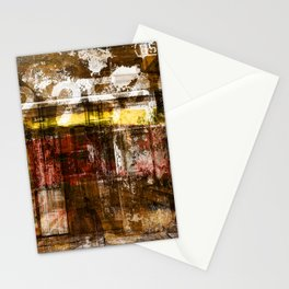 URBAN DECAY ABSTRACT I Stationery Cards
